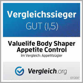 Vergleich.org Valuelife Body Shaper Appetite Control